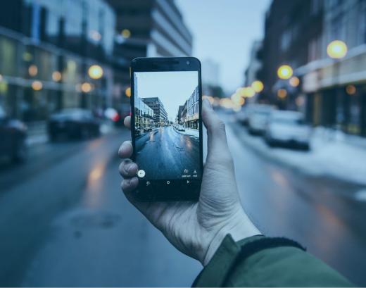 Guia de usabilidade para aplicações mobile